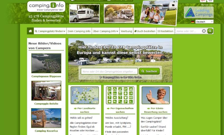 MeiseReise Camping Wohnmobil Stellplatz Rhede Münsterland