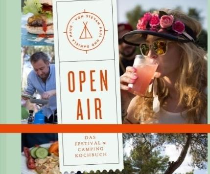 MeiseReise® Camping Kochbuch von Stevan Paul