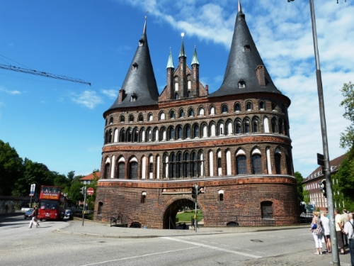 MeiseReise® Lübeck Holstentor Hanse