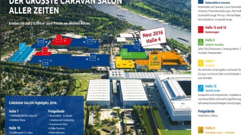 MeiseReise® Caravan Messe Düsseldorf