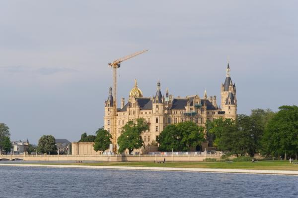 Schweriner Schloss Eintritt