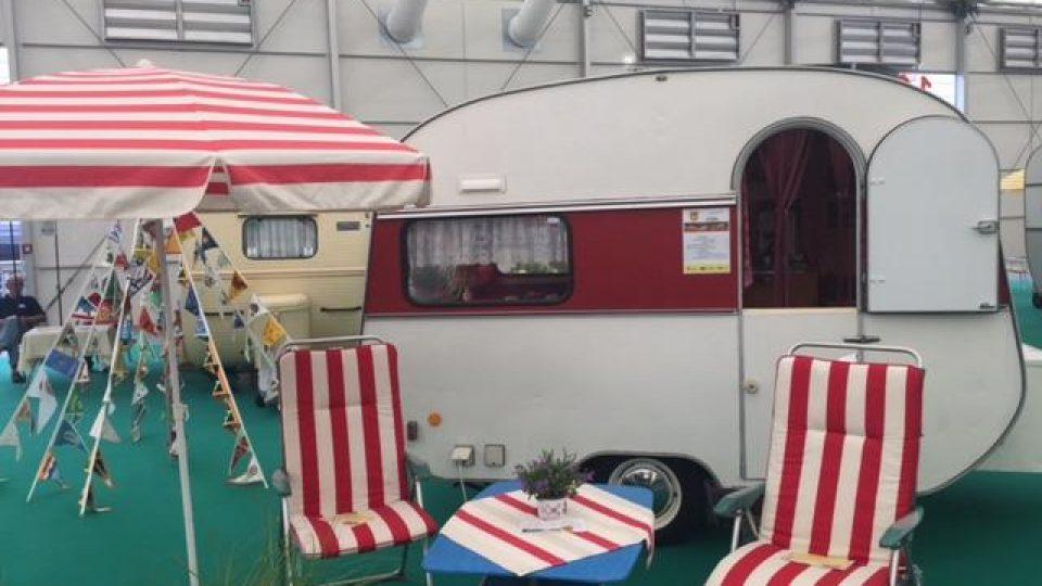 MeiseReise® Nostalgie die an Adria Camping Urlaub erinnert