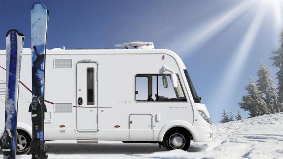 Wohnmobil Winterfahrten