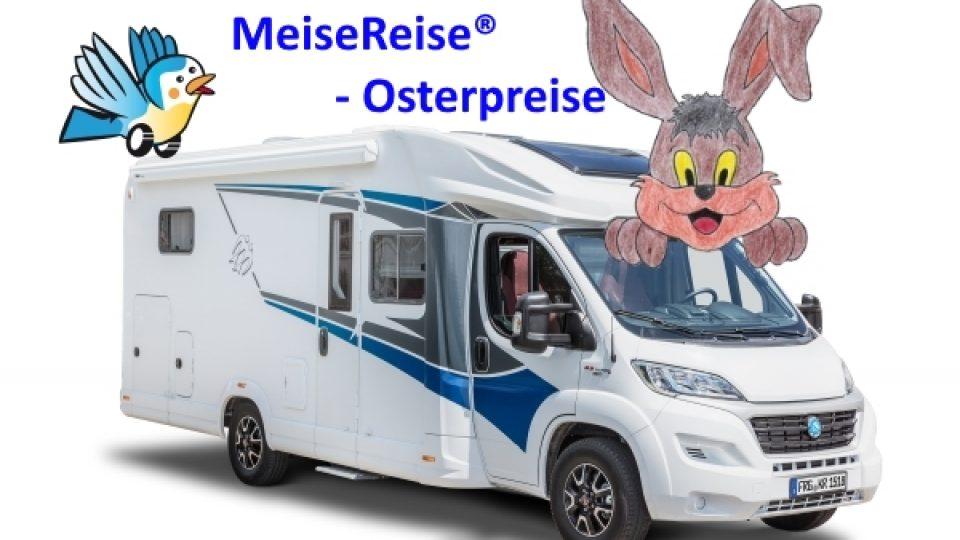 MeiseReise® Osterpreise