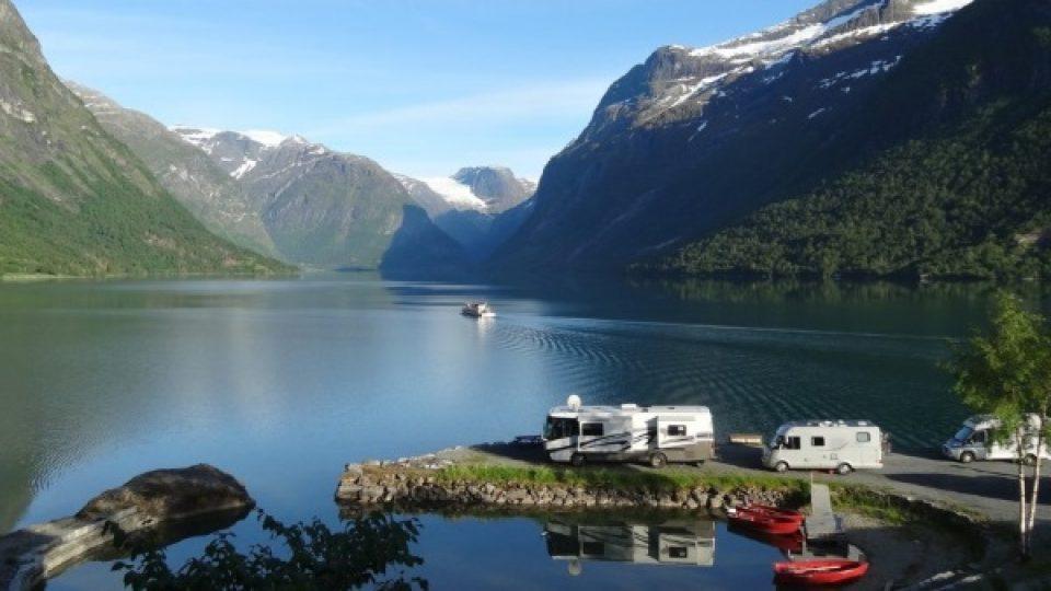 MeiseReise Wohnmobil in Skandinavien