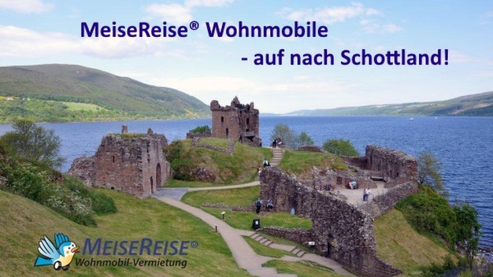 MeiseReise® Schottland