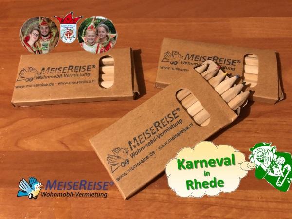 MeiseReise® Wohnmobile Karneval in Rhede