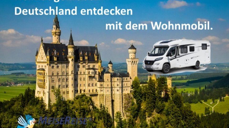 MeiseReise® Deutschland entdecken