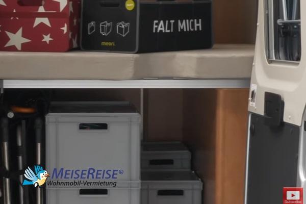 MeiseReise® Wohnmobil richtig packen