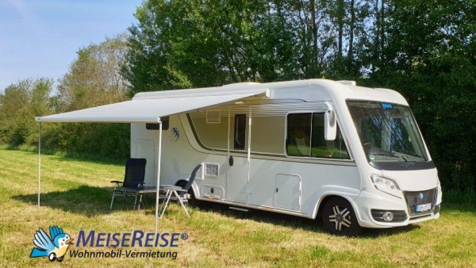 MeiseReise® Wohnmobil Luxusliner