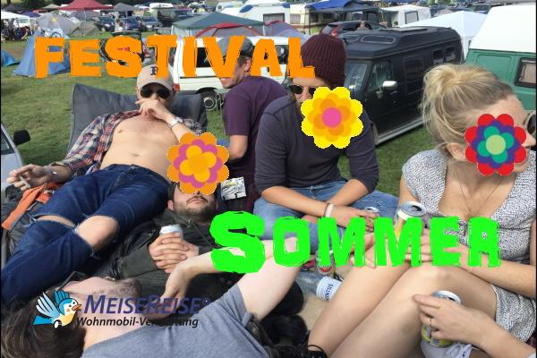 MeiseReise® Wohnmobil Festivals
