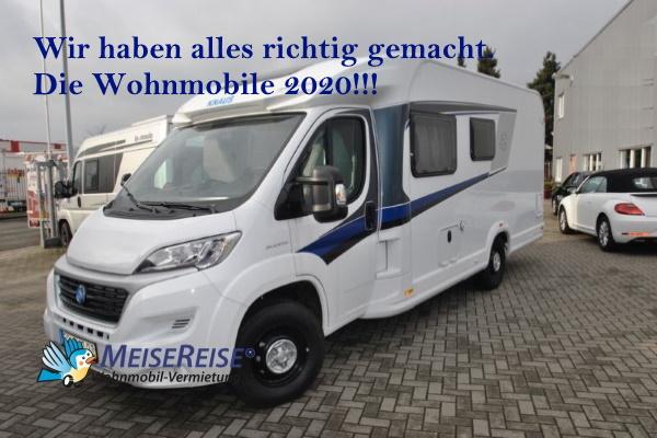 MeiseReise® Wohnmobil Knaus Sky TI